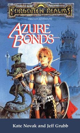 Azure Bonds by Kate Novak