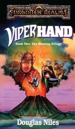 Viperhand by Douglas Niles