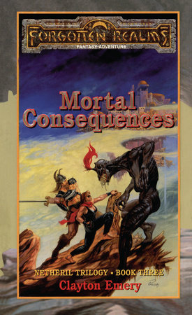 Mortal Consequences by Clayton Emery