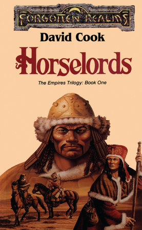 Horselords by David Cook