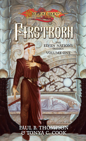 Firstborn by Tonya C. Cook and Paul B. Thompson