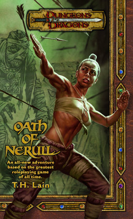 Oath of Nerull by T. H. Lain