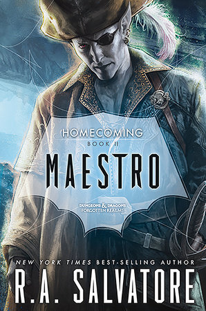 Maestro by R.A. Salvatore