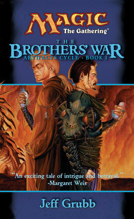The Brothers' War by Jeff Grubb