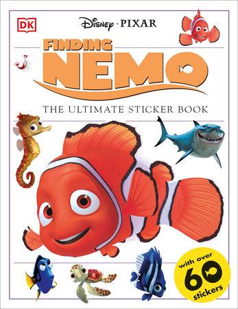 Ultimate Sticker Book: Finding Nemo by DK