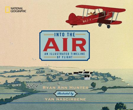 Into the Air by Ryan Ann Hunter