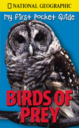 My First Pocket Guide Birds of Prey by Amy Donovan