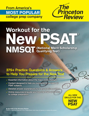 Workout for the New PSAT/NMSQT by The Princeton Review
