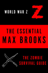 The Essential Max Brooks
