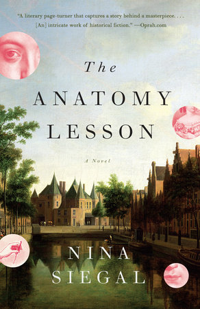 The Anatomy Lesson by Nina Siegal