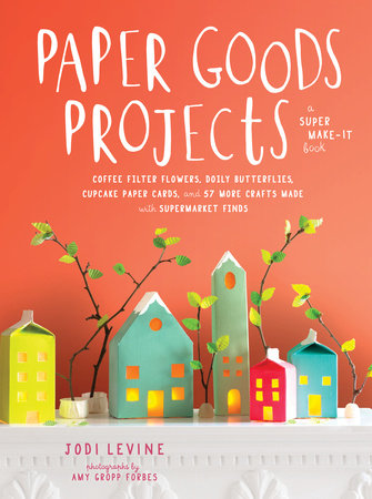 Paper Goods Projects by Jodi Levine