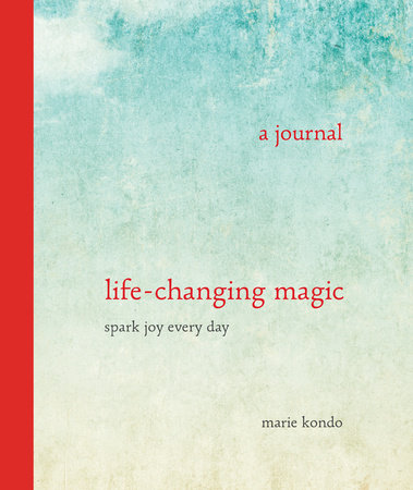 Life-Changing Magic: A Journal by Marie Kondo