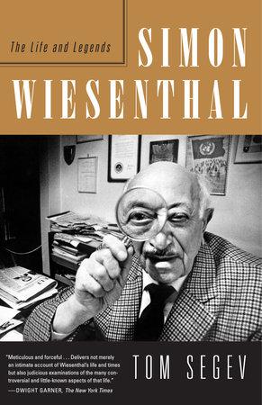 Simon Wiesenthal by Tom Segev