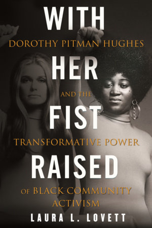With Her Fist Raised by Laura L. Lovett