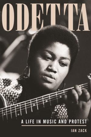 Odetta by Ian Zack