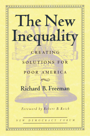 The New Inequality by Richard Freeman