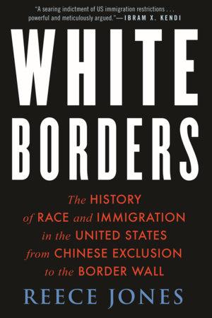 White Borders by Reece Jones