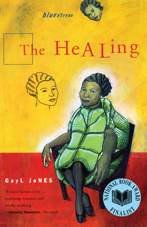The Healing by Gayl Jones