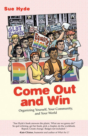 Come Out and Win by Sue Hyde