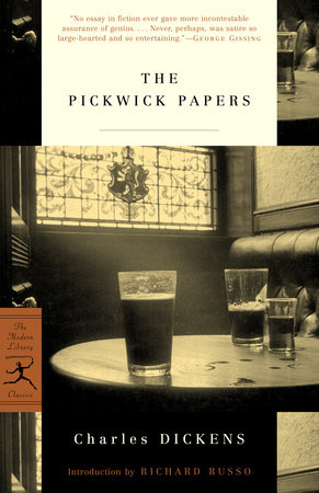 The Pickwick Papers by Charles Dickens
