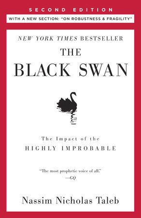 The Black Swan: Second Edition by Nassim Nicholas Taleb