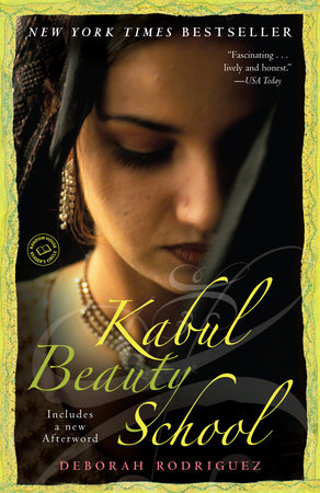 Kabul Beauty School by Deborah Rodriguez and Kristin Ohlson