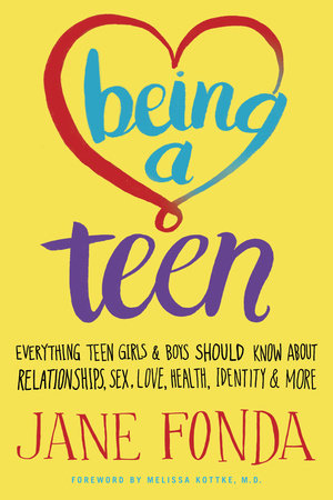 Being a Teen by Jane Fonda