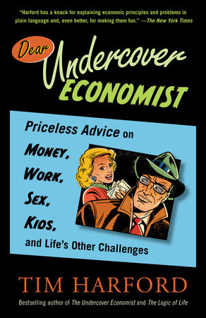 Dear Undercover Economist by Tim Harford