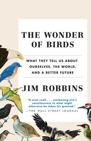 The Wonder of Birds by Jim Robbins
