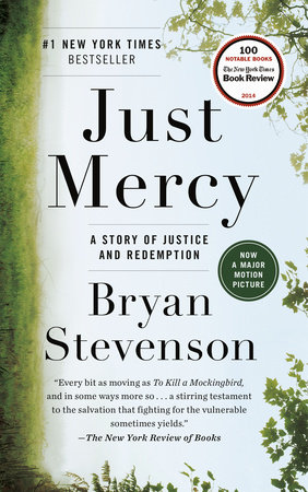 Just Mercy (Movie Tie-In Edition) by Bryan Stevenson
