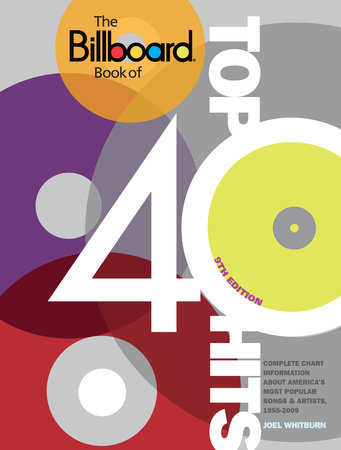 The Billboard Book of Top 40 Hits, 9th Edition by Joel Whitburn