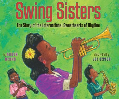 Swing Sisters by Karen Deans
