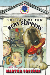 The Case of the Ruby Slippers