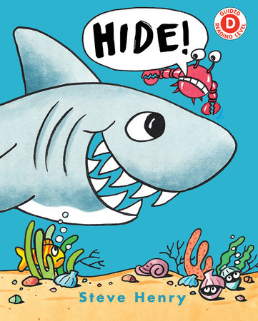 Hide! by Steve Henry