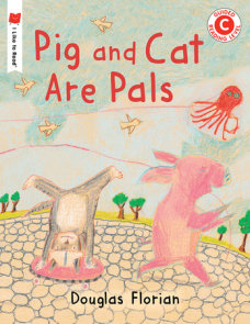 Pig and Cat Are Pals