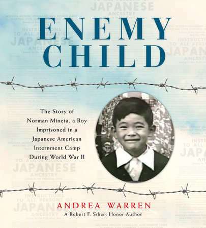 Enemy Child by Andrea Warren
