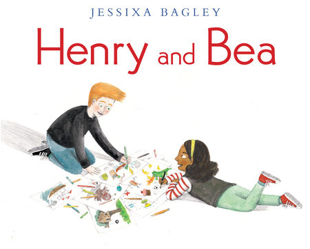 Henry and Bea by Jessixa Bagley