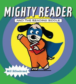 Mighty Reader and the Reading Riddle