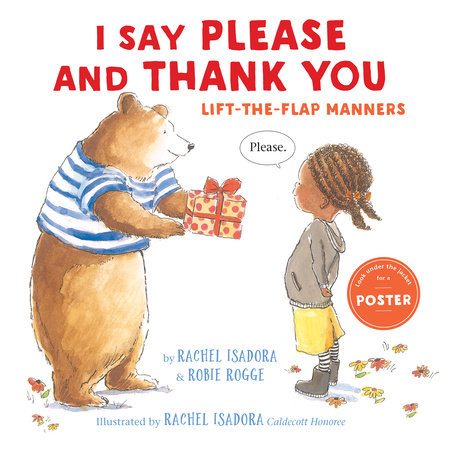 I Say Please and Thank You by Robie Rogge