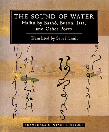 The Sound of Water by