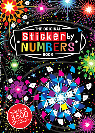 The Original Sticker by Numbers Book by