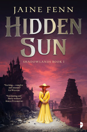 Hidden Sun by Jaine Fenn