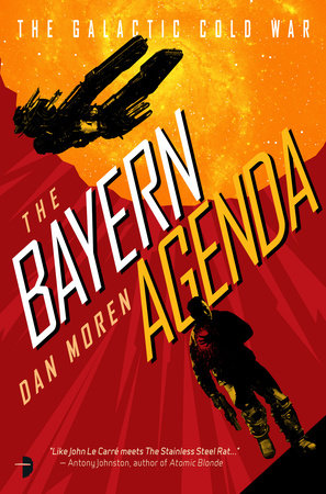 The Bayern Agenda by Dan Moren