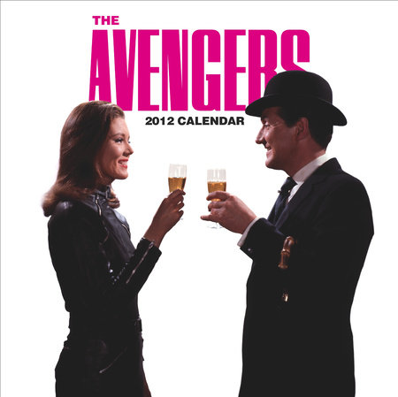 The Avengers Calendar 2012 by Titan Books