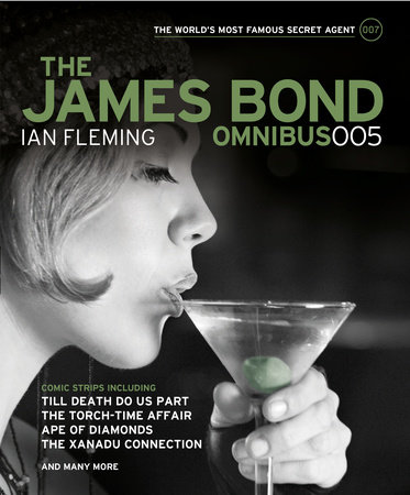 The James Bond Omnibus 005 by Jim Lawrence