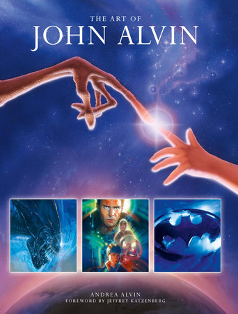 The Art of John Alvin by Andrea Alvin