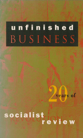 Unfinished Business by