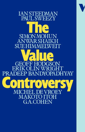The Value Controversy by