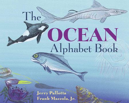 The Ocean Alphabet Book by Jerry Pallotta