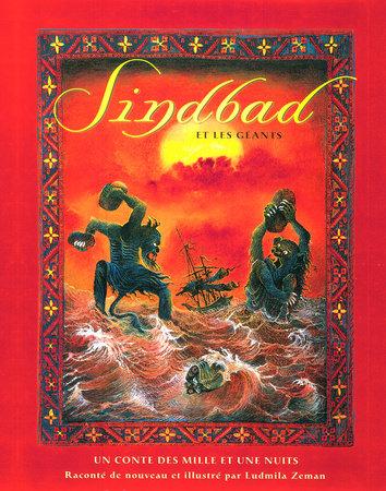 Sindbad et les geants by Ludmila Zeman